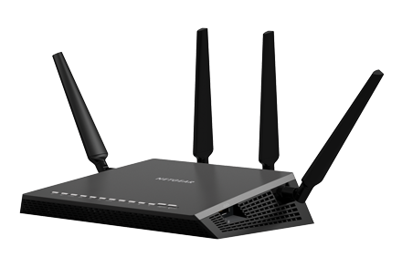 Router WiFi inteligente Nighthawk X4