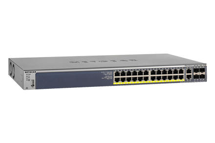 NETGEAR M4100-D12G Managed Switch Driver for Windows